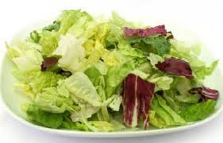 """<p><strong style=""""background-color: initial;"""">INSALATA PRONTA  100gr circa</strong></p>"""
